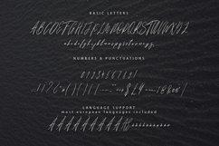 Autograph. Casual signature font. Product Image 10
