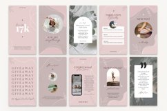 Pink Instagram Templates Pack Product Image 6
