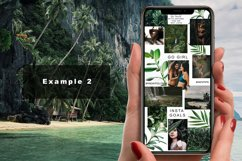"""Instagram Puzzle Feed Template - """"The Trip"""" Product Image 5"""