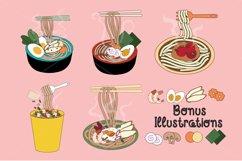 Warm Noodles Product Image 5