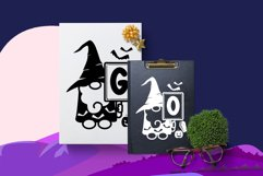 Monogram Spooky Gnome Product Image 3