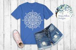 Mandala SVG Bundle | Half Mandala |Personalized Name Mandala Product Image 2
