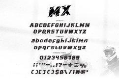 MX PRO extream sport | font moto trail Product Image 3