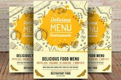 Delicious Food Menu Product Image 1