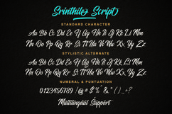 Srinthile Script Product Image 4