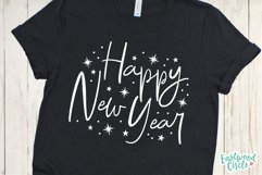 New Years 2021 SVG Bundle - Cut Files for Crafters Product Image 2
