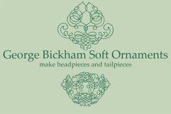 George Bickham Soft Ornaments Product Image 2