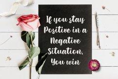 Beautiful Script Font - Bertha Melanie Product Image 4