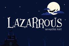 Lazarrous Product Image 1