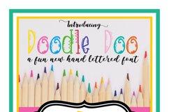 DoodleDoo Font Product Image 2