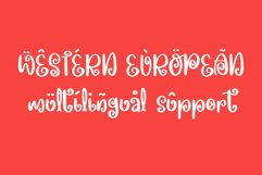 Spring Beets Font Product Image 5