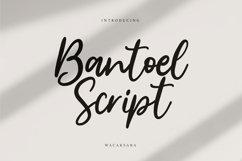 Bantoel Script Product Image 1