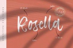 Vetto Rosella - Handwritting Font Product Image 5
