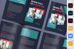Business Consultant Brochure Bifold Product Image 1