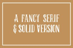 Hello Spring | Fancy Serif Duo Font Product Image 6