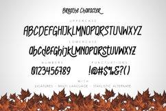 Breathe Typeface Product Image 4