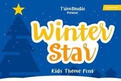 Trim Studio Christmas Bundle Fonts Collection Product Image 5