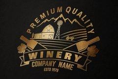 Craft Wine Templates Product Image 8