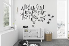 Web Font Winter Sweater - A Fun Font Duo with Stylistic Alte Product Image 2