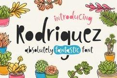 Rodriguez Font Product Image 1