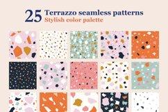 100 Terrazzo seamless pattern Bundle Product Image 13