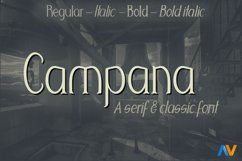 Campana Product Image 1