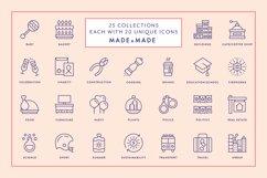 Line Icons  Mega Bundle Vol 2 Product Image 2
