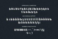 Web Font KAGUTSUCHI Font Product Image 4