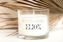 Eliox Modern Serif font Product Image 8