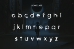 EQUINOX - A Font for the Space Age Product Image 4