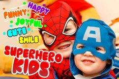 Bubble Balloon Bold Fun Children Typeface Product Image 5