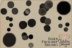 Bokeh Photography Photoshop Brushes Product Image 2