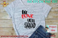 We Love you 3000 Product Image 2