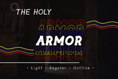 The Holy Armor Product Image 1