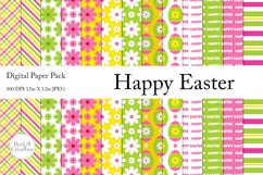 Happy Easter Paper Pack Product Image 1