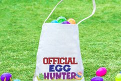 Official Egg Hunter Easter SVG Product Image 2