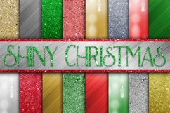 Christmas Bundle - Includes Over 200 Digital Papers Product Image 5