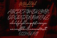 Marshlord Signature Script Font Product Image 10