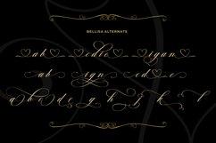 Bellisa script Product Image 5