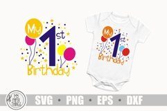 Baby svg bundle, Baby first holidays svg bundle, My 1st svg Product Image 3