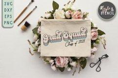 Grad Squad SVG | Graduation | Senior Product Image 5
