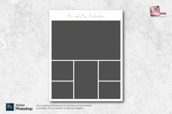 8x10 Photo Collage Templates Product Image 4