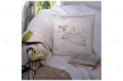 Pillow Mock-up Big Bundle Product Image 2