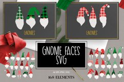 Gnome faces svg Product Image 1