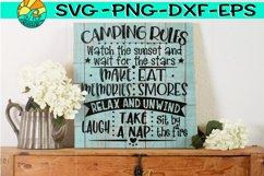 Camping Bundle - Best Sellers - 13 Designs - Vol 2 - SVG PNG Product Image 2