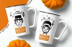 Web Font Thanksgiving Party Dingbat Font Product Image 2