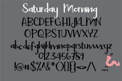 PN Saturday Font Duo Product Image 2