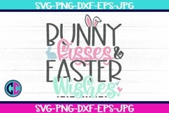 Bunny Kisses Easter Kishes SVG Product Image 1