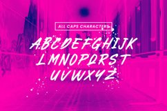 Ragrock Brush Font Product Image 5