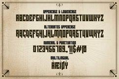Eternal Ego Blackletter Font Product Image 2